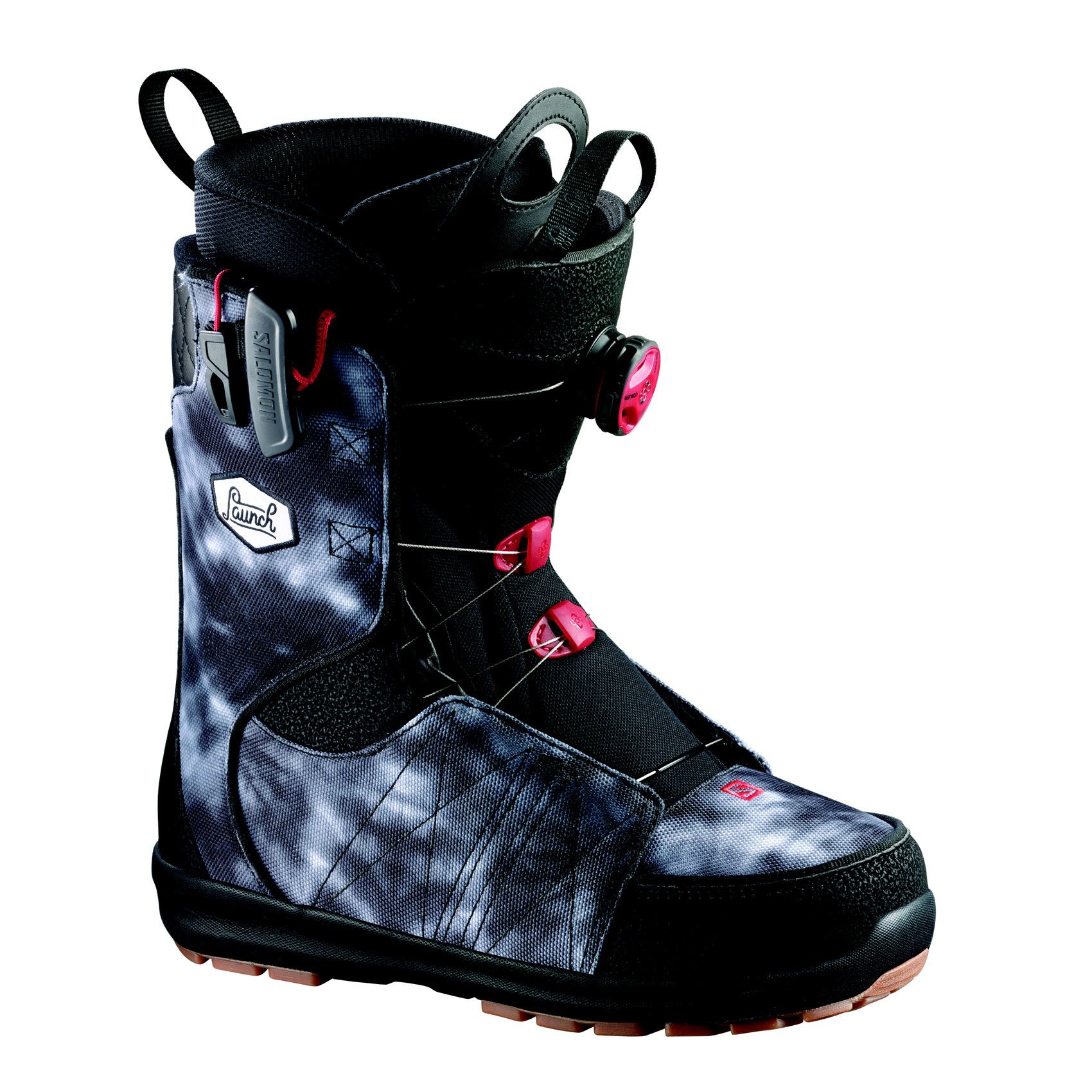 Salomon Launch BOA STR8JKT Mens Snowboard Boots 2015